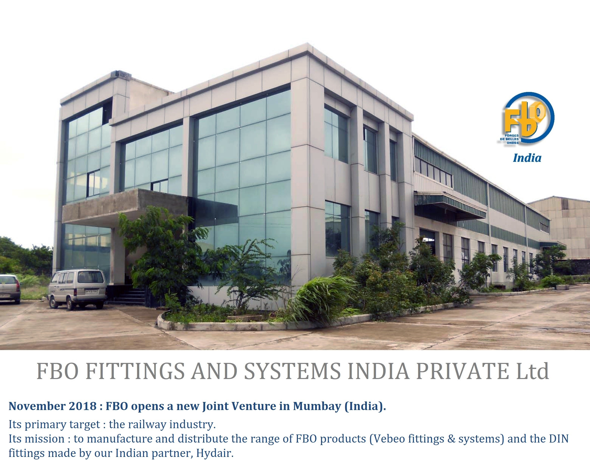 FBO FITTINGS AND SYSTEMS INDIA Private Limited
