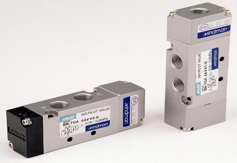 Produit FBO - Distributeurs pneumatiques et électroniques