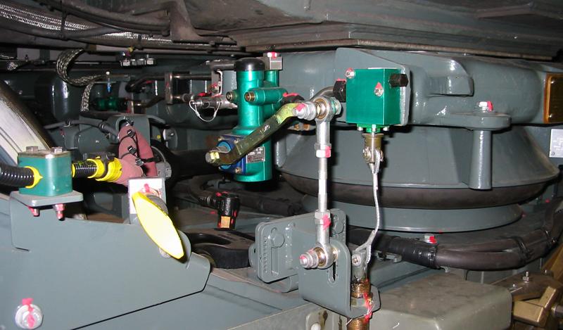 Produit FBO - Suspensions pneumatiques